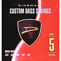Electric Bass Strings Dingwall Custom Bass Strings .045-.130