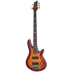 Schecter Omen Extreme 5 VSB « Electric Bass Guitar