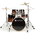 "Drum Kit Sakae Road Anew 20"" Tobacco Fade"