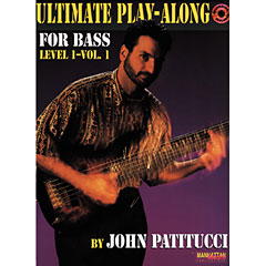 Warner Ultimate Play-Along for Bass Level 1-Vol.1