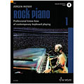 Instructional Book Schott Rock Piano Bd.1