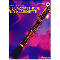 Instructional Book Schott Die Jazzmethode für Klarinette