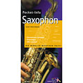 Guide Books Schott Pocket-Info Saxophon