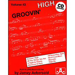 Aebersold Vol.43 - Groovin´ High