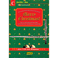 Music Notes Hage Merry Christmas C-Instrumente