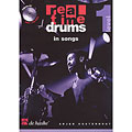 Play-Along De Haske Real Time Drums in Songs Level 1