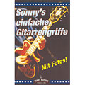 Instructional Book Hage Sonnys einfache Gitarrengriffe