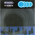 Evans E-Ring Set Stand. 12/13/16/14 « Drum head accessories
