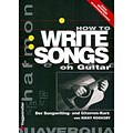 Voggenreiter How to write Songs on Guitar « Musical Theory