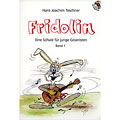 Instructional Book Heinrichshofen Fridolin Bd.1 inkl.CD