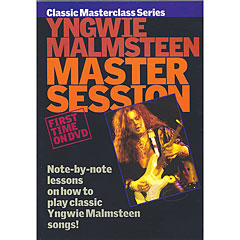 Music Sales Master Session Yngwie Malmsteen