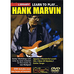 Roadrock Lick Library Learn to Play Hank Marvin
