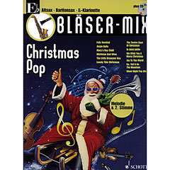 Schott Bläser-Mix Christmas Pop (Eb)