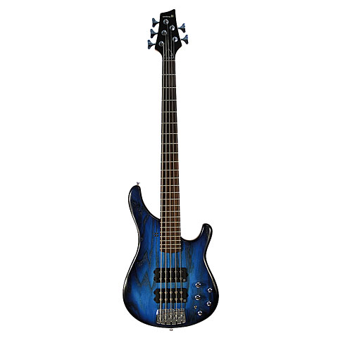 Sandberg Basic Ken Taylor 5-String Blueburst 2PH