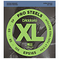 Electric Bass Strings D'Addario EPS165 Pro Steels .045-105