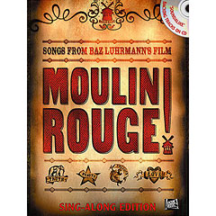 Music Sales Moulin Rouge!