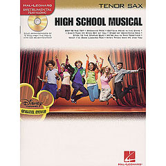 Hal Leonard High School Musical for Tenor Sax