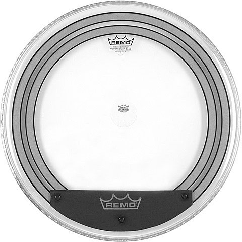 Remo Powersonic Clear PW-1324-00
