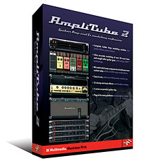 IK-Multimedia Amplitube 2 Upgrade