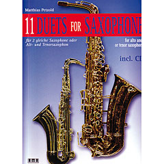 AMA 11 Duets for Saxophone
