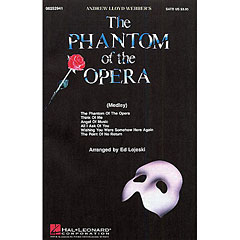 Hal Leonard Phantom of the Opera Medley