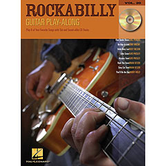 Hal Leonard Guitar Play-Along Vol.20 - Rockabilly