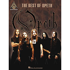 Hal Leonard The Best of Opeth
