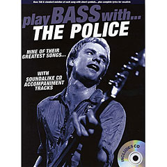Music Sales Play Bass with The Police