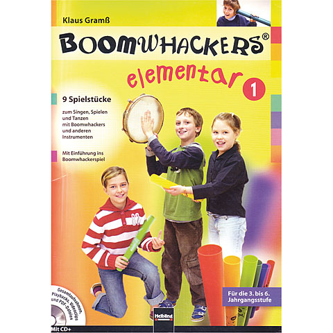 Helbling Boomwhackers elementar 1