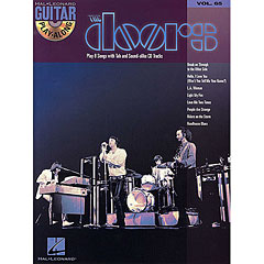 Hal Leonard Guitar Play-Along Vol.65 - The Doors