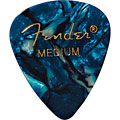 Fender 351 Ocean Turq., thin (12 Stk.) « Pick