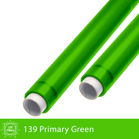 LEE Filters 139 Primary Green