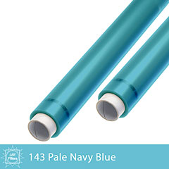 LEE Filters 143 Pale Navy Blue