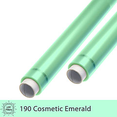 LEE Filters 190 Cosmetic Emerald