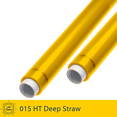LEE Filters 015 HT Deep Straw