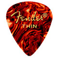 Pick Fender 351 shell, thin (12 Stk)