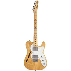 Fender Classic Series '72 Telecaster Thinline NAT « Electric Guitar