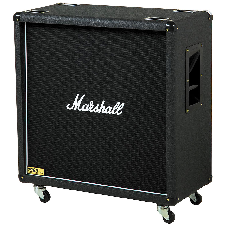 marshall 1960b lead gerade guitar cabinet. Black Bedroom Furniture Sets. Home Design Ideas
