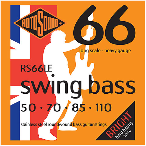 Rotosound Swingbass RS66LE