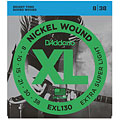 D'Addario EXL130 Nickel Wound .008-038 « Electric Guitar Strings