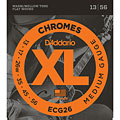 D'Addario ECG26 Chromes .013-056 « Electric Guitar Strings