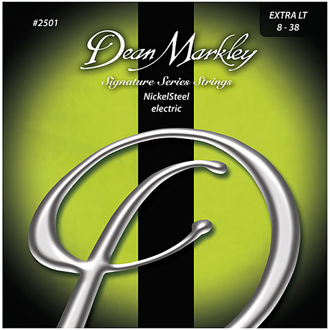 Dean Markley DMS2501, 008-038, X-light