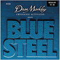 Electric Guitar Strings Dean Markley Blue Steel 010-046 regular