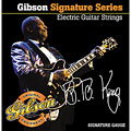 Electric Guitar Strings Gibson Signature GBBS, 010-054 B.B.King