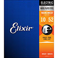 Electric Guitar Strings Elixir Nanoweb Light-Heavy .010-052