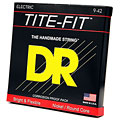 Electric Guitar Strings DR TiteFit LT9, 009-042