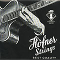 Electric Bass Strings Höfner Flatwound für Beatles Bass