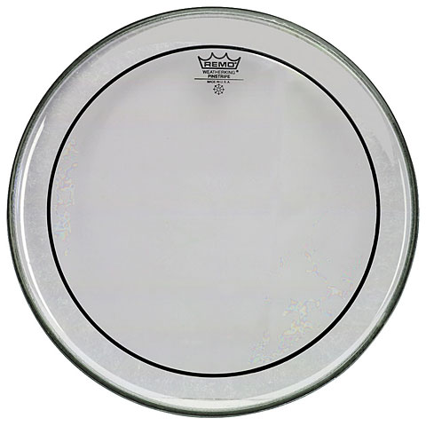 Remo Pinstripe Clear PS-1322-00