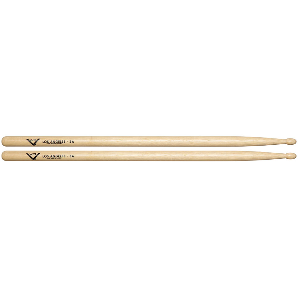 Vater American Hickory 55AA Los Angeles Drum Sticks
