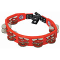 Tambourine Latin Percussion Cyclop LP161 Steel Jingles Mountable Tambourine